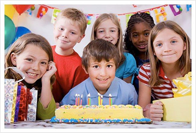 Animazione feste per bambini a Roma 10 anni