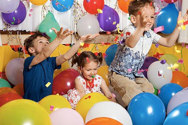 Animazione feste per bambini a Roma 2 anni