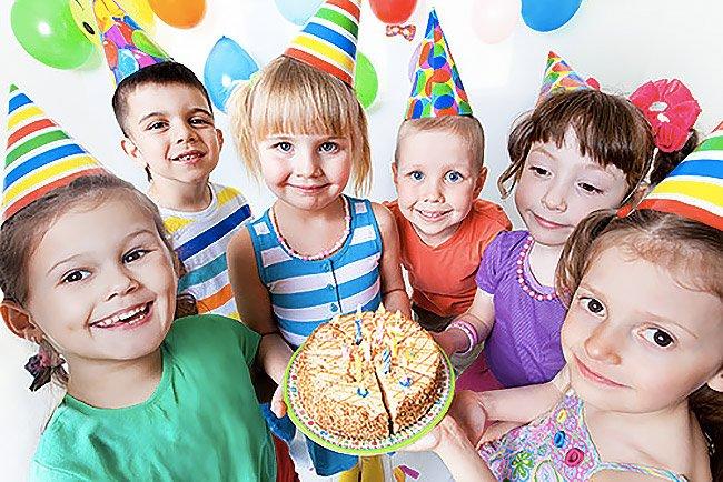 Animazione feste per bambini a Roma 3 anni