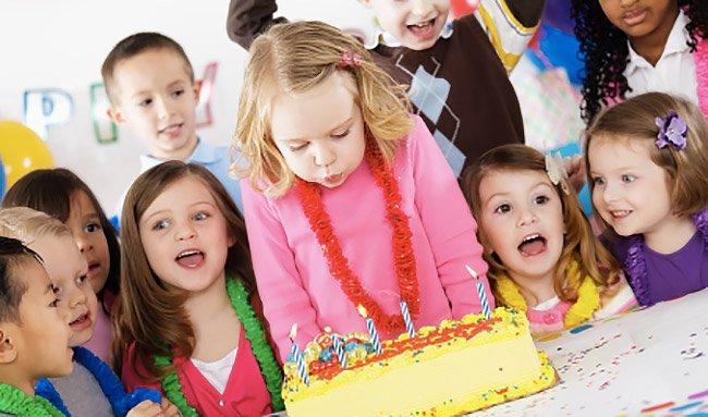 Animazione feste per bambini a Roma 5 anni