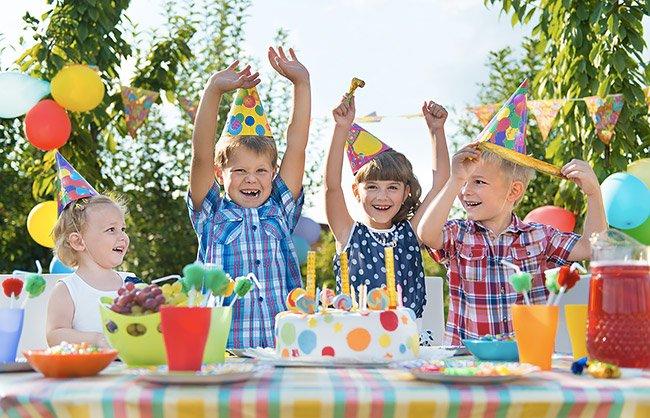 Animazione feste per bambini a Roma 6 anni