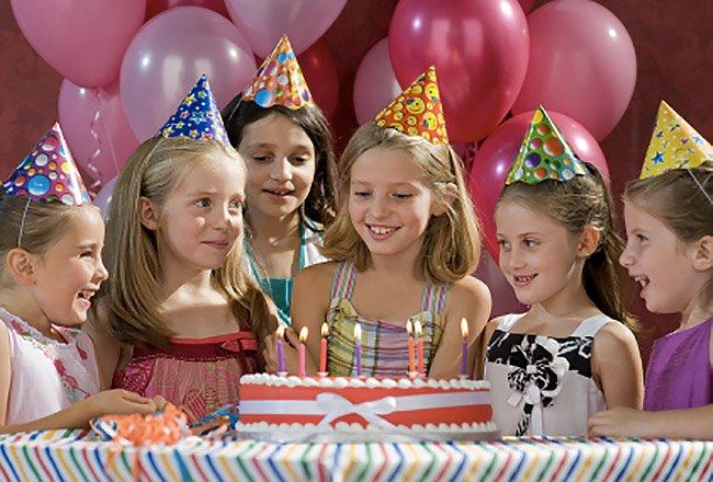 Animazione feste per bambini a Roma 7 anni
