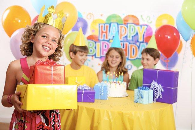 Animazione feste per bambini a Roma 8 anni