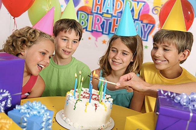 Animazione feste per bambini a Roma 9 anni