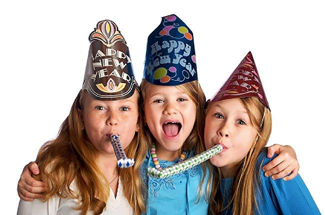 Animazione per bambini a Capodanno a Roma