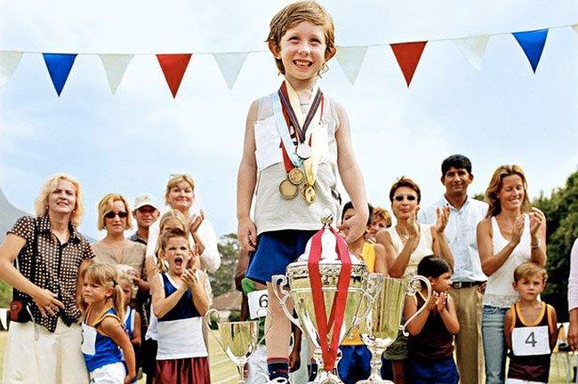 Festa mini olimpiadi per bambini a Roma