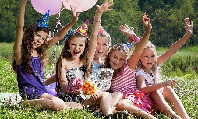 Festa pic nic per bambini a Roma