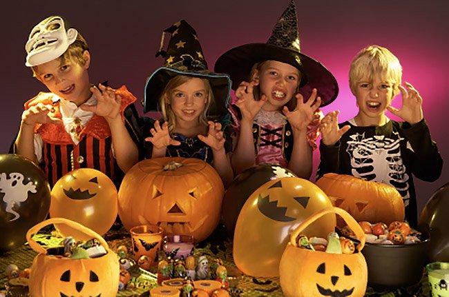 Feste di Halloween per bambini Roma