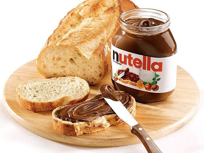 Nutella party per bambini a Roma