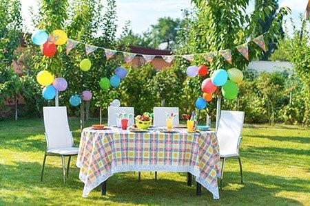 Addobbi feste bambini economiche