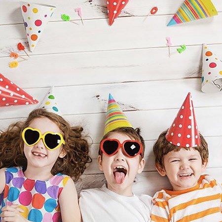 Feste bambini fai da te