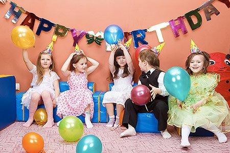 Organizzare feste bambini economiche