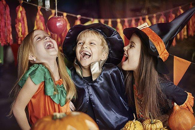 Festa Di Halloween A Roma.Dove Portare I Bambini Ad Halloween 2017 A Roma Alex Animazione