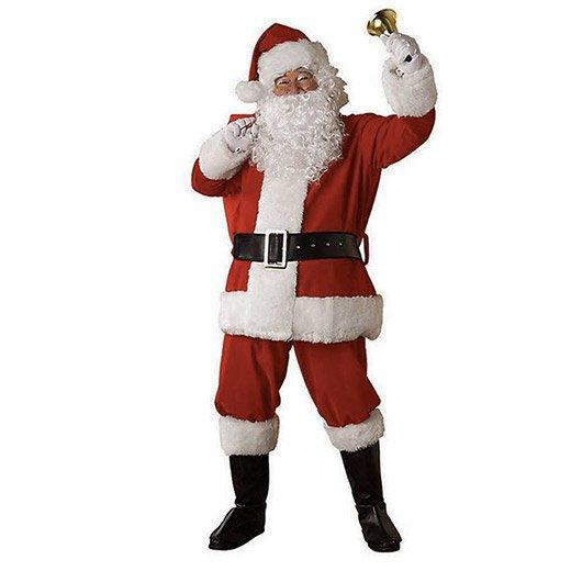 Babbo Natale per eventi commerciali natalizi a Roma
