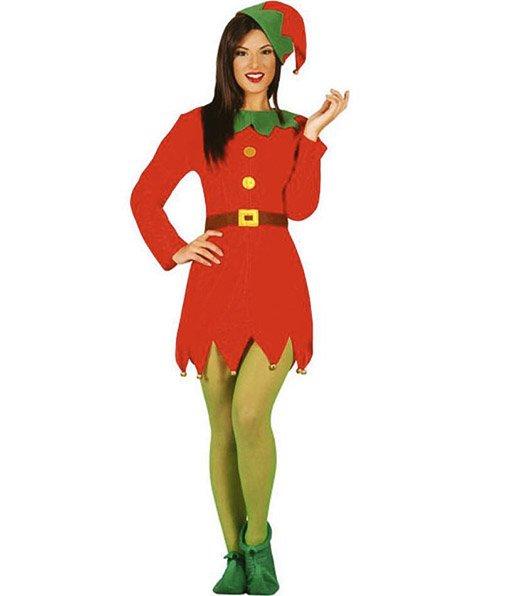 Elfi ed Elfette per eventi commerciali natalizi a Roma