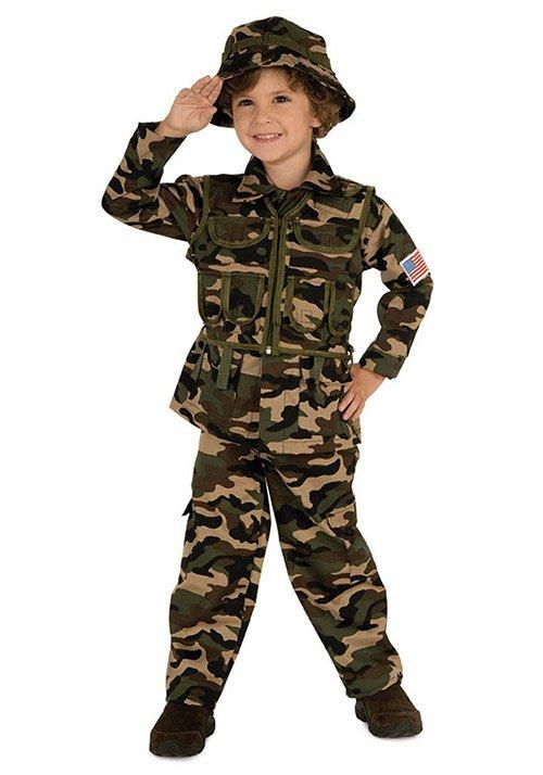 Feste a tema militare per bambini a Roma