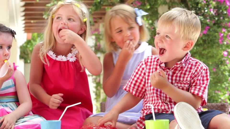 Festa Picnic per bambini a roma