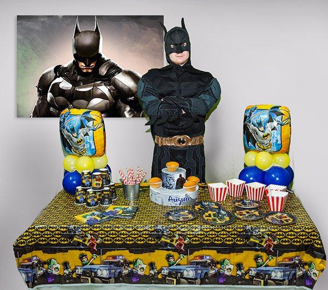 Festa a tema Batman per bambini a Roma