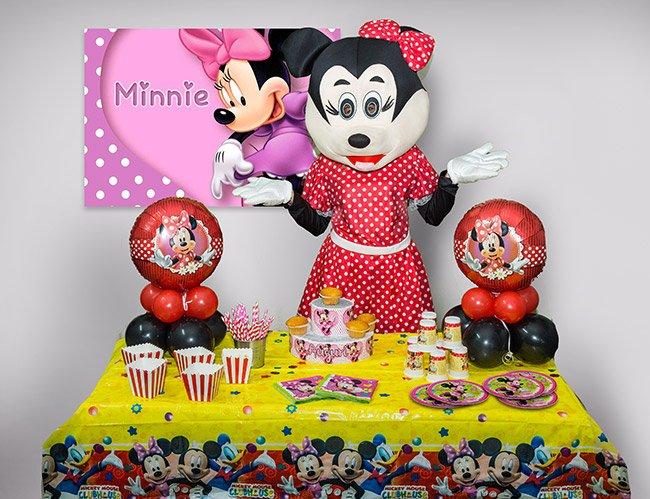 Festa a tema Minnie per bambini a Roma