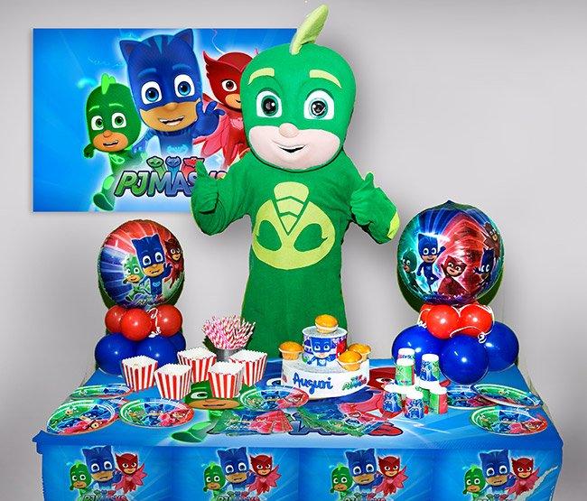 Festa a tema Super Pigiamini per bambini a Roma