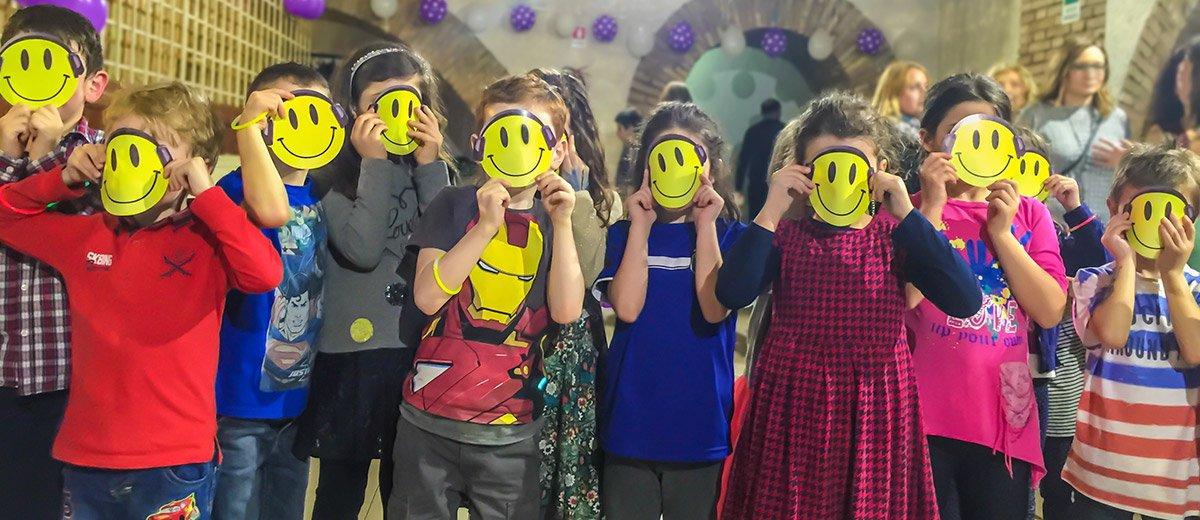 Feste per bambini a Roma con Alex Animazione