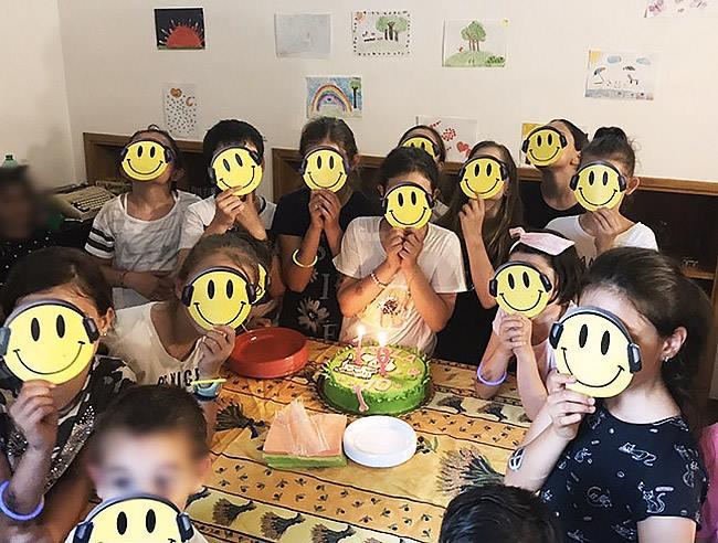 Animazione per bambini a Roma