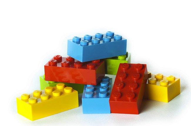 Festa a tema Lego per bambini a Roma