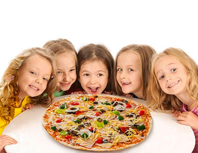 Pizza party per bambini a Roma