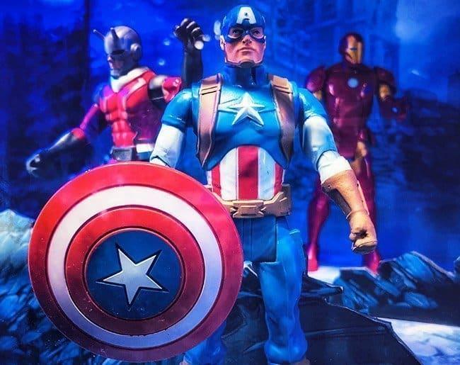 Festa a tema Avengers per bambini a Roma