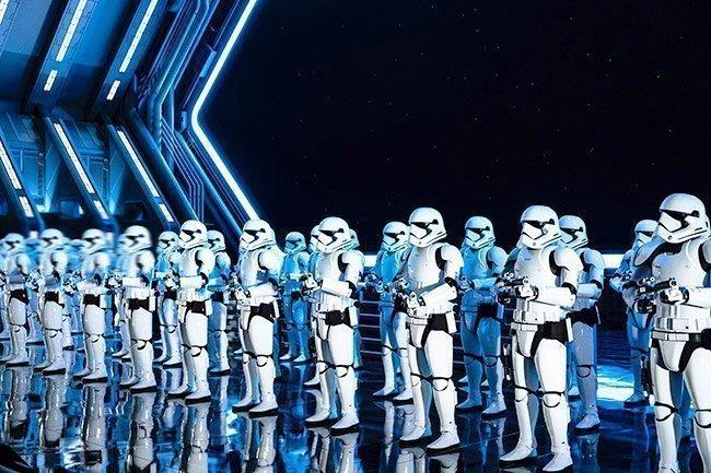 Festa a tema Star Wars per bambini a Roma